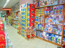 negozio giocattoli bambini venezia